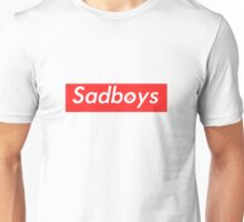 Sadboys Box Logo (L) - SADBOYS & YUNG LEAN Unisex T-Shirt
