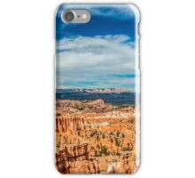 Bryce Canyon Amphitheater iPhone Case/Skin