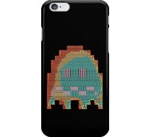 Scared Pac-Man Ghost iPhone Case/Skin