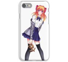 Chiyo Sakura and Tanuki iPhone Case/Skin
