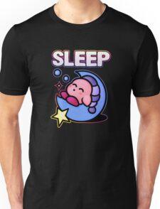 Kirby Sleep Unisex T-Shirt