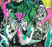 I'm a genie out of bottle by Nicolae Negura