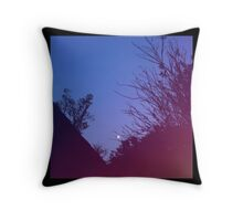 Still A Dark Night Throw Pillow