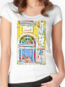 Abandonment Women's Fitted Scoop T-Shirt