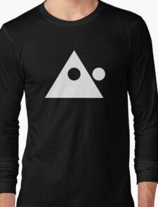 The Logo (White) Long Sleeve T-Shirt