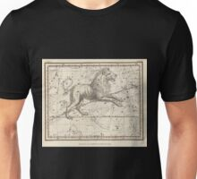 Alexander Jamieson A Celestial Atlas 1822 Plate 17 Astronomy Constellations Unisex T-Shirt