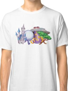 Four Parks & A Cruise Classic T-Shirt