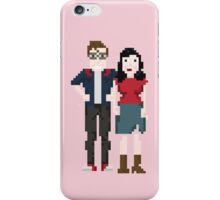 John and Suzie - Sex Criminals iPhone Case/Skin