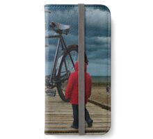It's all a Matter of Scale iPhone Wallet/Case/Skin