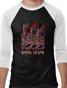 Dwarven Constructivist Poster - Baruk Kazâd! Men's Baseball ¾ T-Shirt