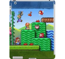 Super Mario 2 iPad Case/Skin