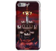 Super Mario RPG Bowser's Castle iPhone Case/Skin