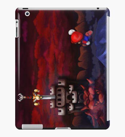 Super Mario RPG Bowser's Castle iPad Case/Skin