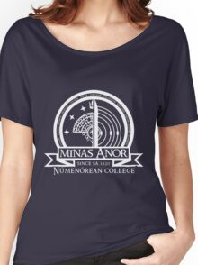 Minas Anor Numenorean College Women's Relaxed Fit T-Shirt
