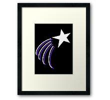 Shoot for the Stars! Framed Print