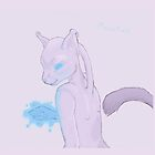 Mewtwo Used Psychic by satousmuses