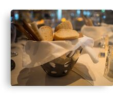 Bread Basket Metal Print