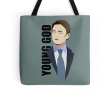 TYRELL WELLICK - young god Tote Bag