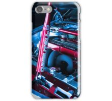 Evo engine iPhone Case/Skin