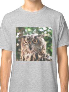 Curious Owl Classic T-Shirt