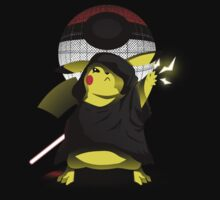 Join The Dark Side With Darth Pika One Piece - Long Sleeve