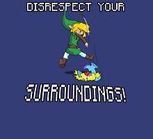 Disrespect your Surroundings Unisex T-Shirt