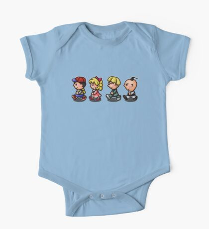Earthbound Guys One Piece - Short Sleeve