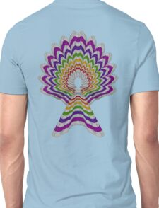 Rainbow Foot Fan Unisex T-Shirt