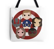 Team Cap Noggins Tote Bag