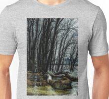 Along the Riverside Unisex T-Shirt