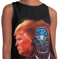 Trump Plankton Contrast Tank