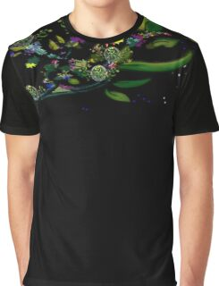 Fairy and Tree world Graphic T-Shirt