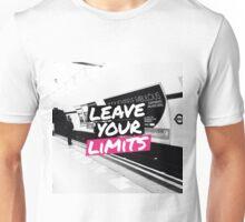 Leave Your Limits Unisex T-Shirt
