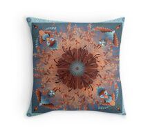 Fly in Freedom Throw Pillow