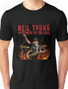 tshirt and poster promise of the real neil young style T-Shirt