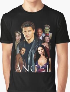 Angel TV series - The Good Guys Graphic T-Shirt