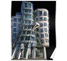 *•.¸♥♥¸.•*The Dancing House Prague*•.¸♥♥¸.•* Poster