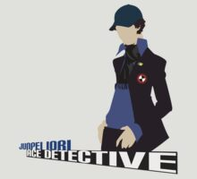 Junpei Iori: Ace Detective by Jackald