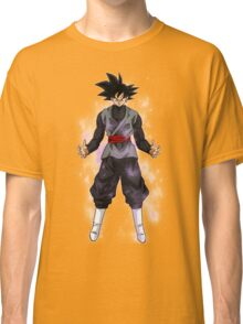 Goku Black Powering up Classic T-Shirt