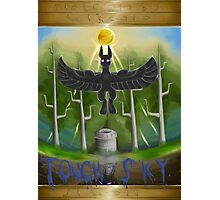 Touch the Sky Cover Photographic Print