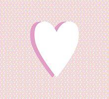 Love Greeting Card by Renee de Valle