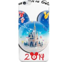 Guess where we are going Today 2014 iPhone Case/Skin