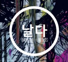 Bangtan (BTS) - WINGS Sticker