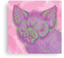 Batty Boo Canvas Print