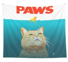 Paws! Wall Tapestry