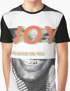 AVANTLGUARD - JOY LOOKS GOOD ON YOU Graphic T-Shirt