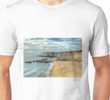 Panther Beach from Cliffs Unisex T-Shirt