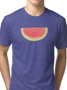 Watermelon Tri-blend T-Shirt