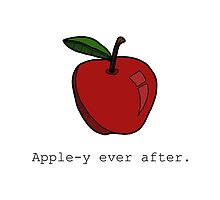 Apple-y Ever After. by tosojourn