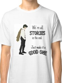 Doctor- Stories Classic T-Shirt